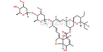 Picture of 24-Ethyl Ivermectin