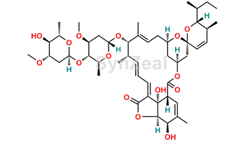 Picture of 8a-Oxo Avermectin B1a