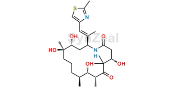 Picture of Ixabepilone Impurity 1