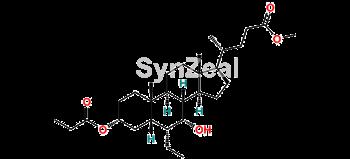 Picture of Obeticholic Acid Hydroxy ester impurity