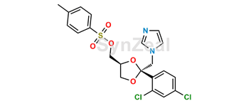 Picture of Cis-tosylate Ketoconazole