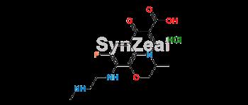 Picture of Ofloxacin Desethylene Impurity