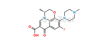 Picture of Ofloxacin R-Isomer