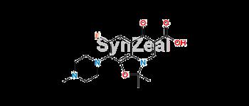 Picture of Ofloxacin Dihydrooxazole Impurity