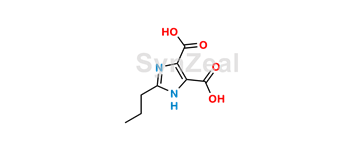 Picture of Olmesartan Imidazole Diacid Impurity