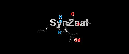 Picture of Olmesartan Imidazole Ethyl Ester Impurity