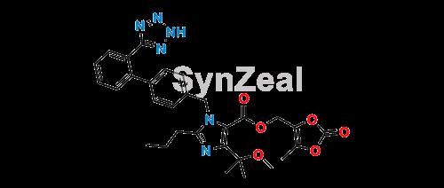 Picture of Olmesartan Medoxomil Methyl Ether