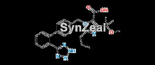 Picture of Olmesartan Methyl Ether
