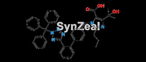 Picture of Olmesartan N2-Trityl Impurity