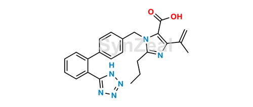 Picture of Olmesartan Anhydro Acid