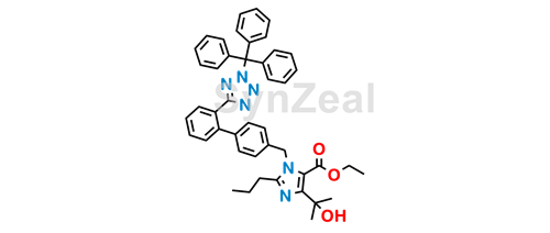 Picture of Olmesartan Ethyl Ester N2-Trityl Analog