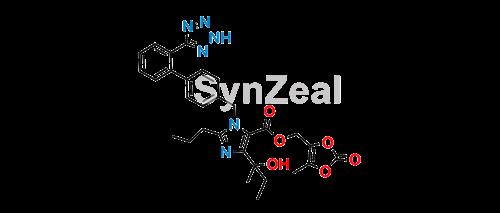 Picture of Olmesartan Medoxomil Ethyl Methyl Analog
