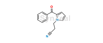 Picture of Ketorolac 2-Benzoylpyrrole Cyano Impurity