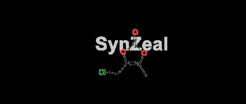 Picture of Olmesartan Medoxomil Impurity 5 (4-(Chloromethyl)-5-methyl-1,3-Dioxol-2-one)