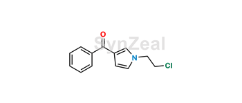 Picture of Ketorolac 3-Benzoylpyrrole Chloro Impurity