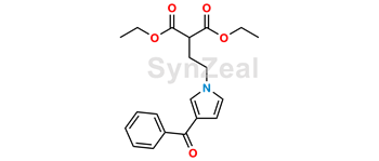 Picture of Ketorolac 3-Benzoylpyrrole Diester Impurity