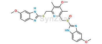 Picture of Omeprazole Dimer Impurity