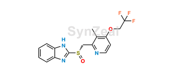 Picture of Lansoprazole S-Isomer