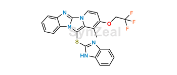 Picture of Lansoprazole Impurity 1