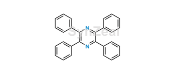 Picture of 2,3,5,6 Tetra phenyl Pyrazine