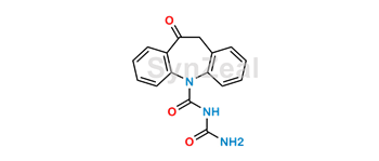 Picture of N-Carbamoyl Oxcarbazepine
