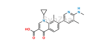 Picture of Ozenoxacin