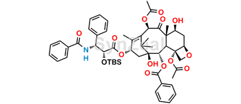 Picture of 2'-O-(tert-Butyldimethylsilyl) Paclitaxel