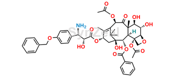 Picture of N-Debenzoyl-3'-p-O-benzyl-6α-hydroxy Paclitaxel