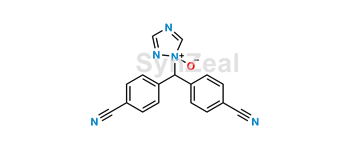 Picture of Letrozole Impurity 2 (N-Oxide)