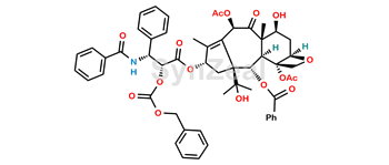 Picture of 2'-Benzyloxycarbonyl 15-Hydroxy Nortaxol