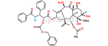 Picture of 2'-Benzyloxycarbonyl Nor-D-seco-taxol