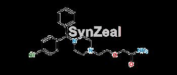 Picture of Levocetirizine Amide impurity