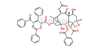 Picture of 2'O-benzoyl Paclitaxel