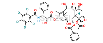 Picture of 10-Desacetyl Paclitaxel-d5