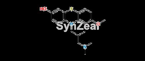 Picture of 7-Hydroxy Levomepromazine