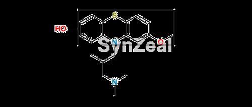 Picture of Ring-hydroxy Levomepromazine
