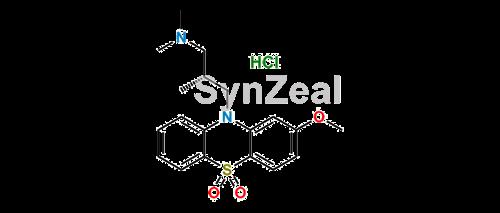 Picture of Levomepromazine Sulphone Hydrochloride
