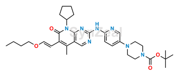 Picture of Palbociclib Impurity 7