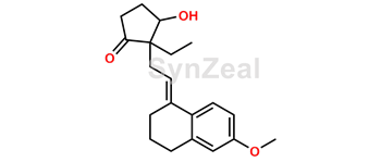 Picture of Levonorgestrel Hydroxylation Impurity