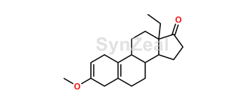 Picture of Levonorgestrel Oppenauer oxidation Impurity