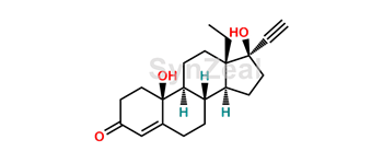 Picture of 10-Beta hydroxy Levonorgestrel