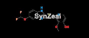 Picture of 4'-O-Demethyl Pantoprazole Sulfide