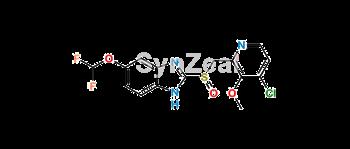 Picture of Pantoprazole Chlorosulphoxide