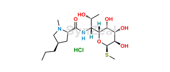 Picture of Lincomycin Hydrochloride