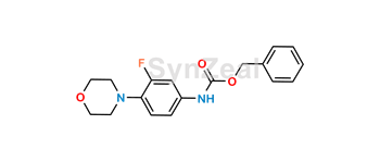Picture of Linezolid Benzyl Impurity