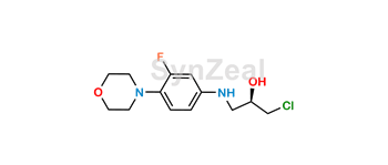 Picture of Linezolid Chlorohydrin Impurity