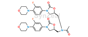 Picture of Linezolid Dimer