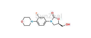 Picture of Linezolid Hydroxymethyl Impurity