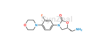 Picture of Linezolid N-Desacetyl (R)-Isomer