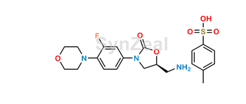 Picture of Linezolid Related Compound C Tosylate